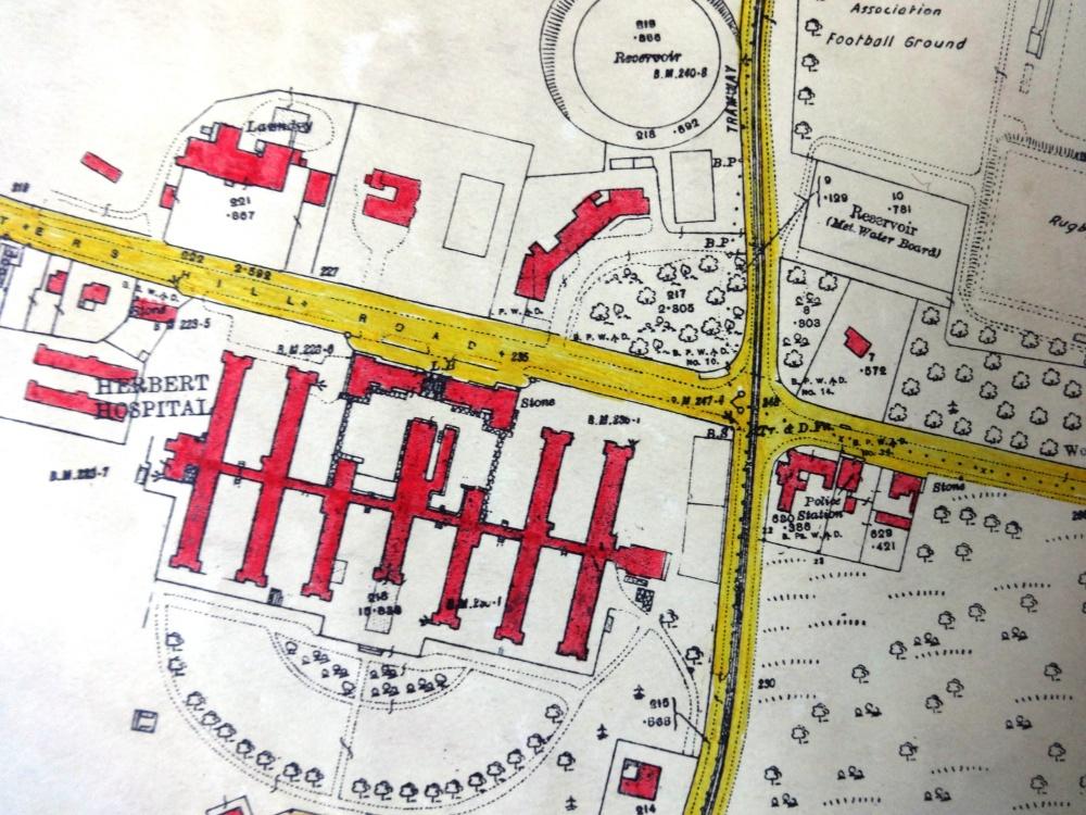 1909-royal-herbert-hospital-os-map-1916