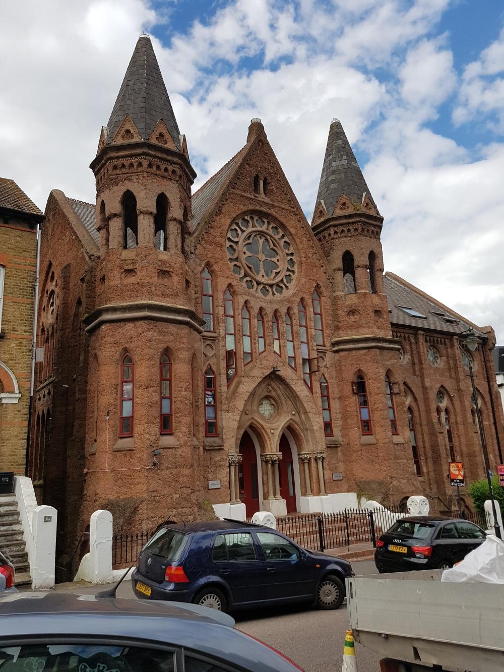 1883 New Jerusalem Church, Waldegrave Road, Anerley16
